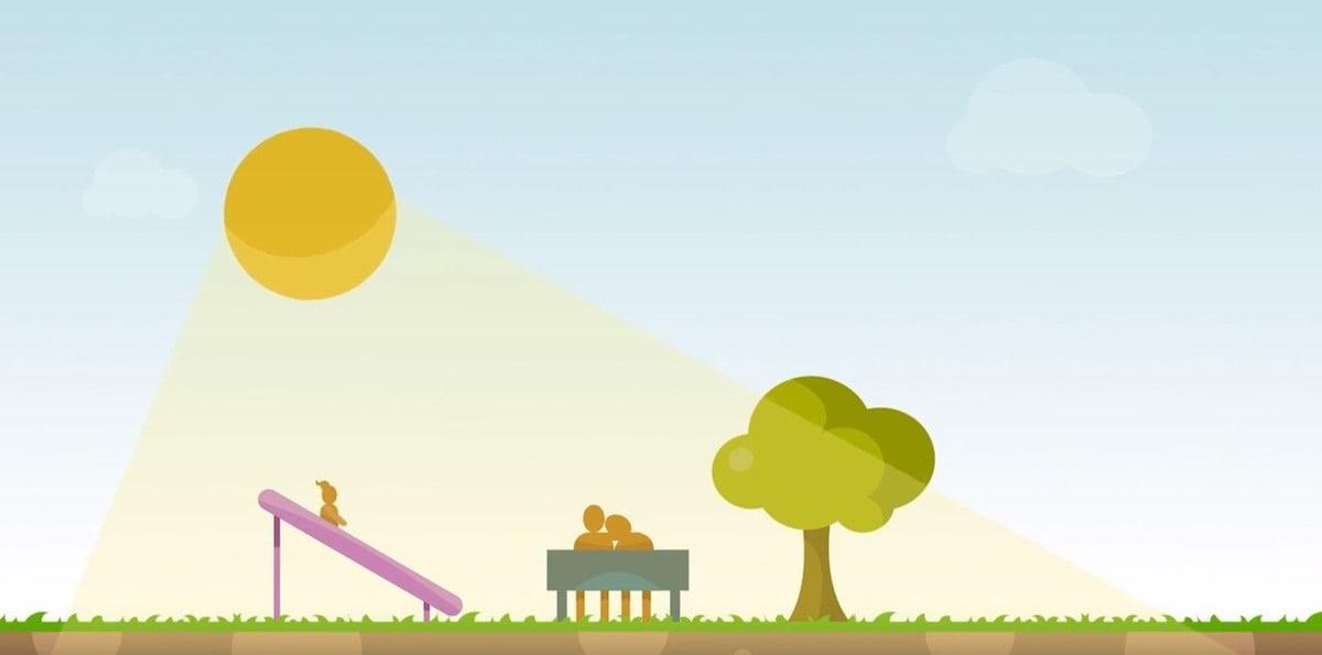 Ejemplo de gráficos animados.