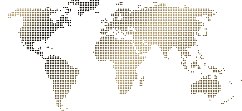 mapamundi de puntos